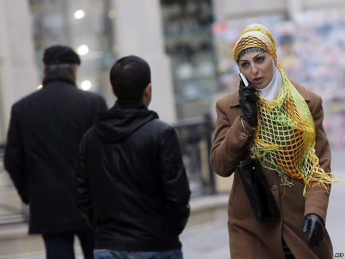 И снова о хиджабе