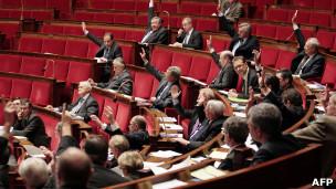 Парламент Франции (Фото: AFP)