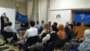 Мусульманская молодежь Москвы подвела итоги года