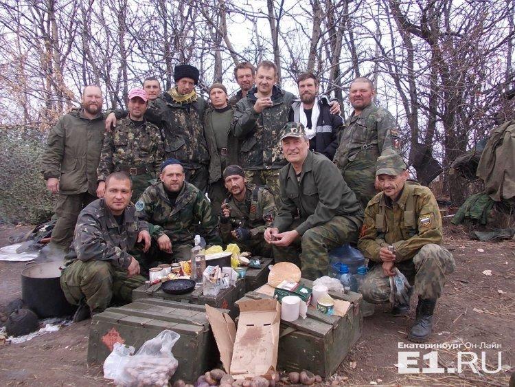 Российских добровольцев на Украине поддерживают материально – ветеран спецназа