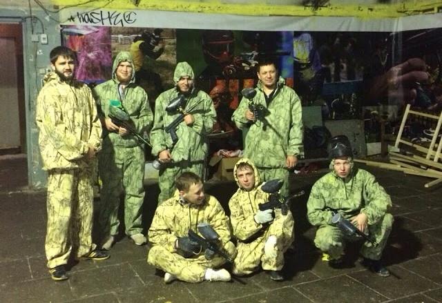 Мусульмане устроили стрельбу в центре Москвы