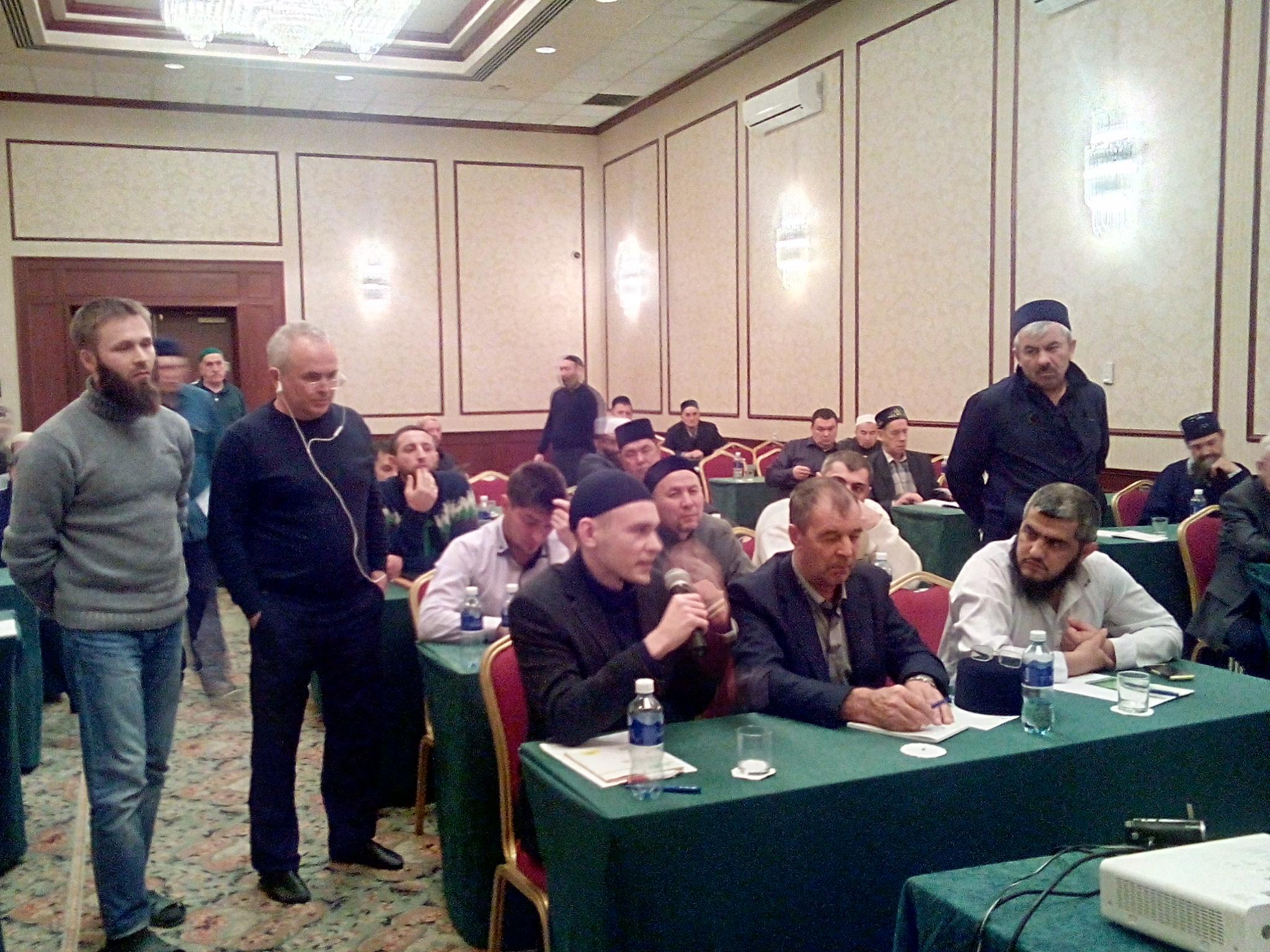 Мусульманские деятели приехали в Москву повысить свою квалификацию