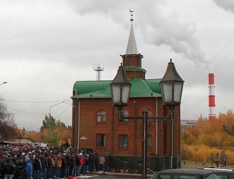 В Тюменской области бюджет приводит в порядок мечети