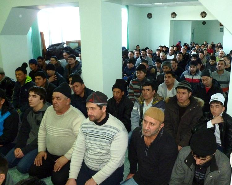 На Камчатке собирают подписи за мечеть