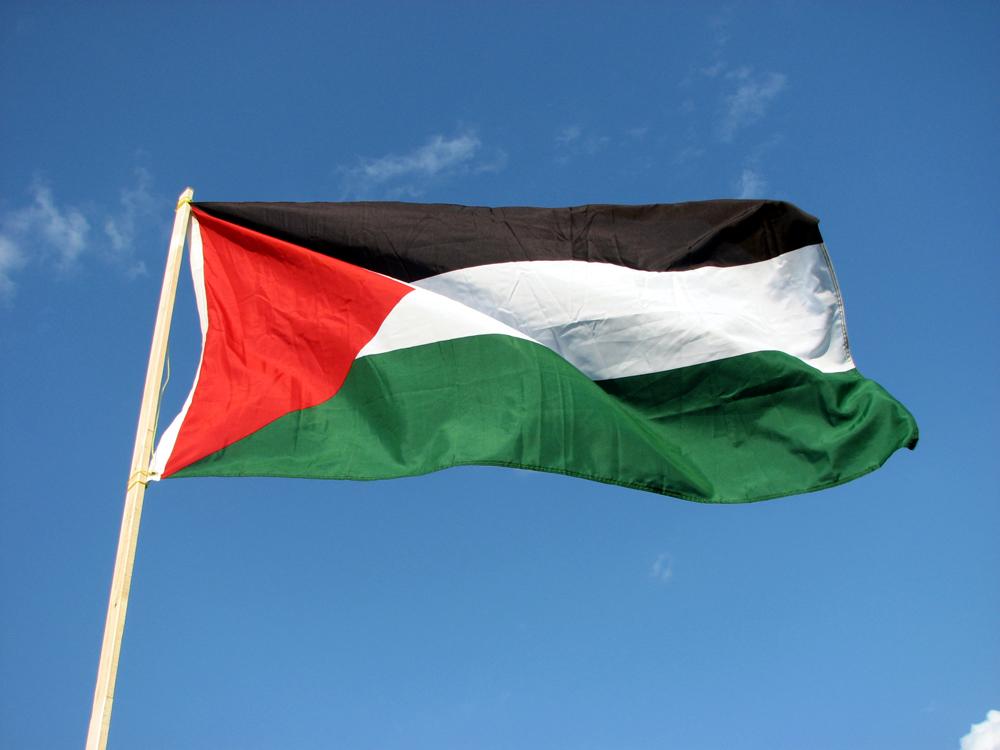 Палестинский флаг