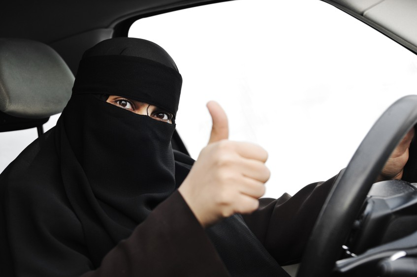 В Саудовской Аравии женское вождение приравняли к терроризму