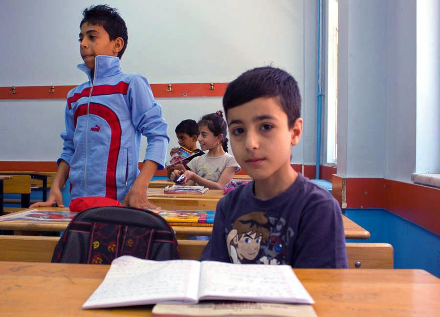 Ученики иранской школы