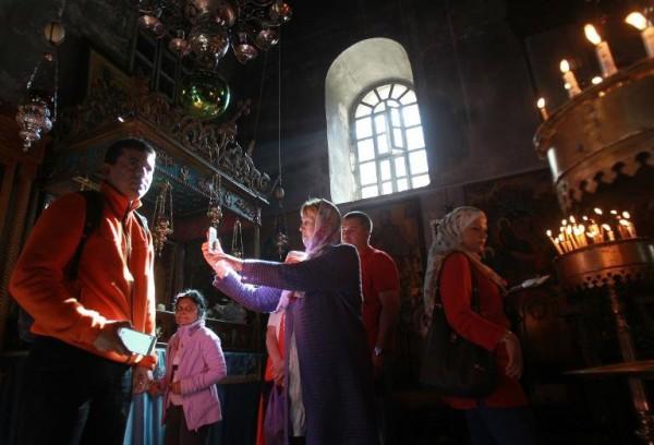 Движение ХАМАС поздравило палестинских христиан с Рождеством