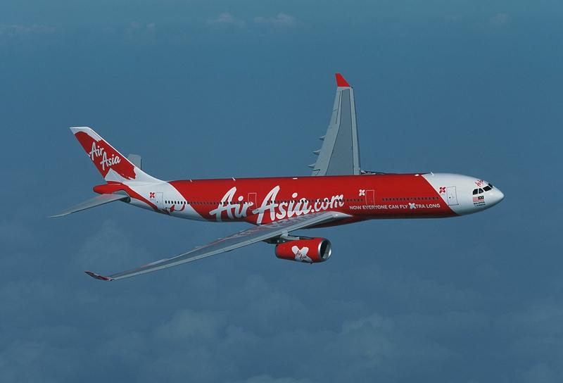 Самолет Air Asia рухнул в океан у берегов острова Белитунг