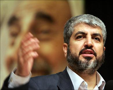 Халед Машааль совершит исторический визит в Иран