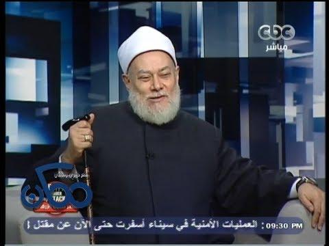 Али Гомаа в эфире телеканала CBC