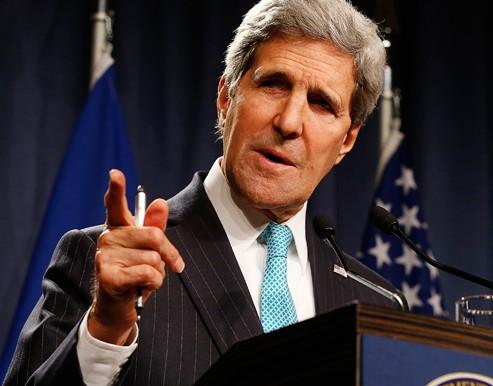Госсекретарь США бросил камень в израильский огород