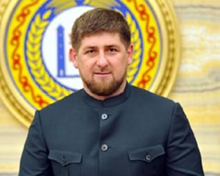 Глава Чечни поклялся в верности Владимиру Путину