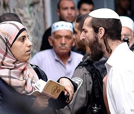 Израиль закрыл палестинским мусульманкам доступ в Аль-Аксу