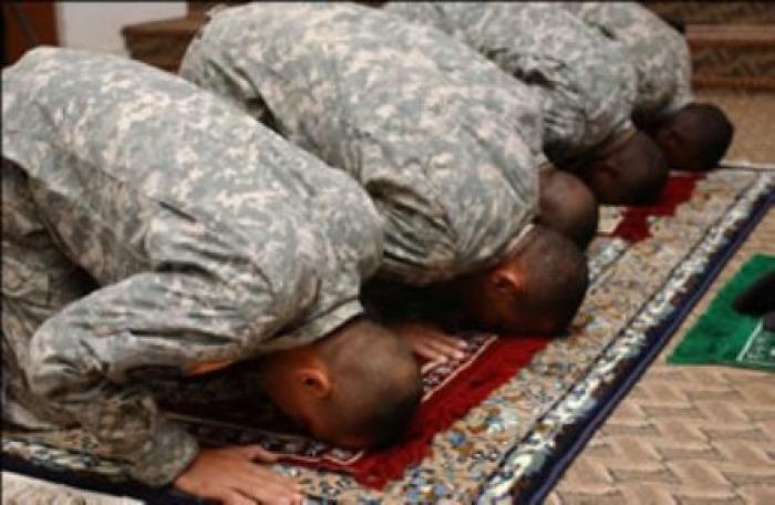 Мусульманин судится с армией за право на бороду