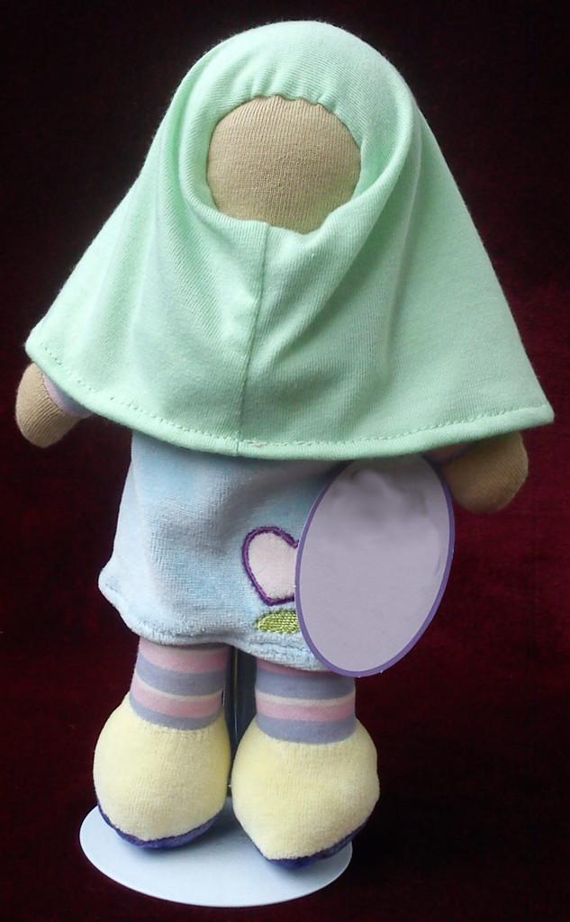 Кукла без лица