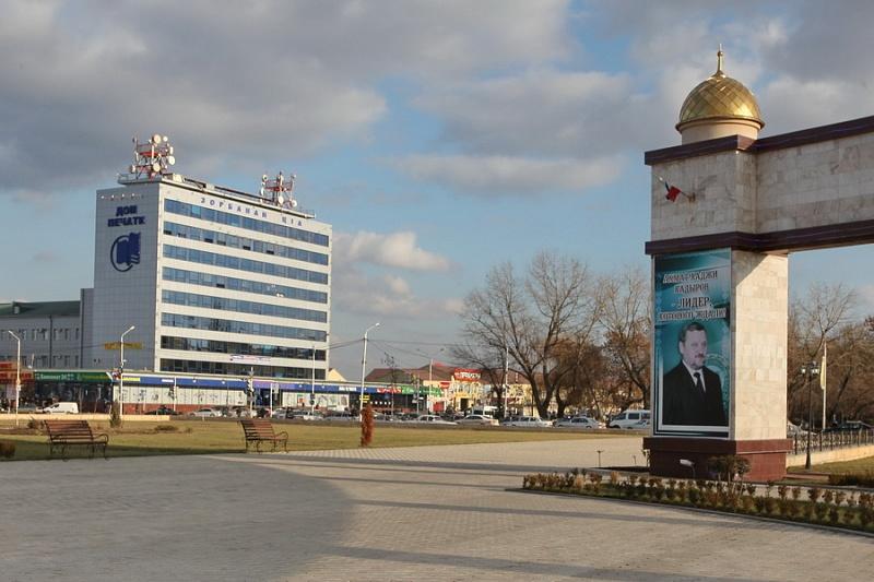 В Грозном открыли разрушенный Дом печати – точно по графику Кадырова