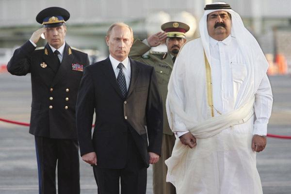 Россия и Катар отмечают четвертьвековую веху двусторонних отношений