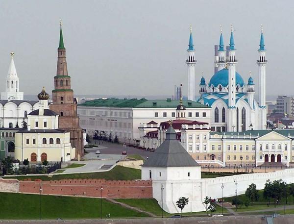 Казань в тройке самых привлекательных городов РФ
