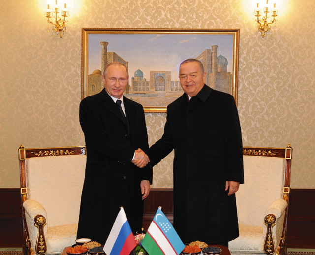 Визит Путина сулит Узбекистану большие возможности