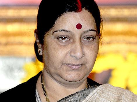 Сушма Сварадж