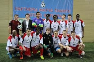 Звезды российского футбола сразились с мусульманами