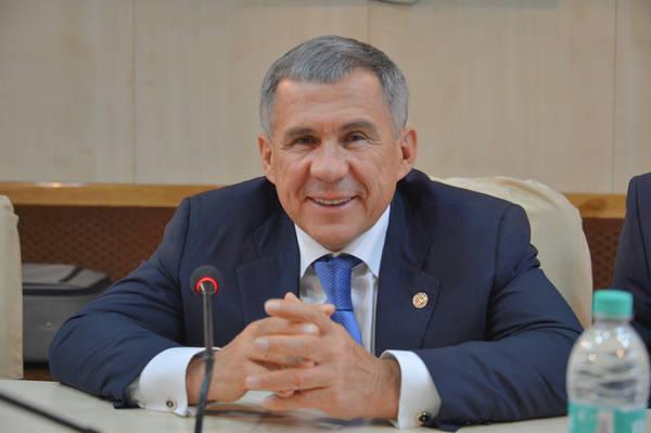 Минниханов раскрыл секрет успеха Татарстана