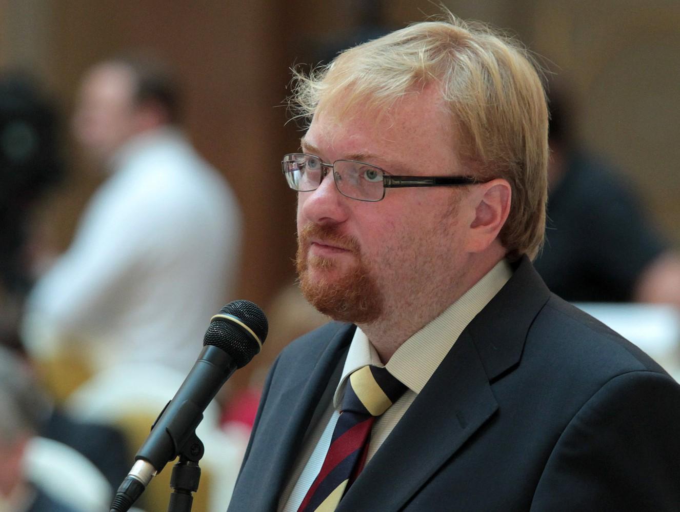 Депутат Милонов просит Роскомнадзор признать Charlie Hebdo экстремистским изданием