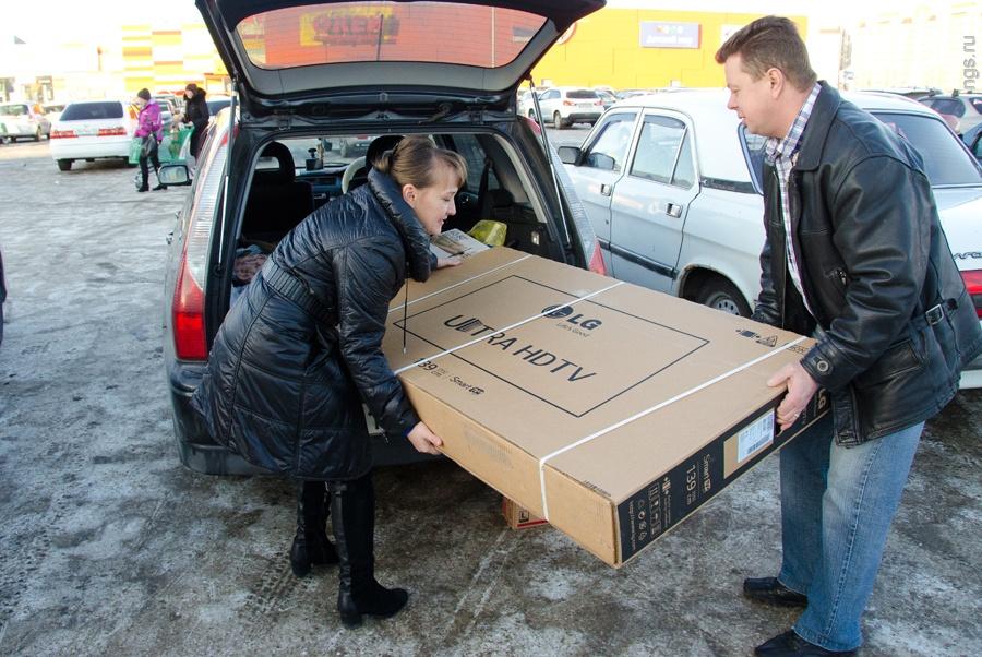 Россияне не знают, куда деть скупленное в декабре добро