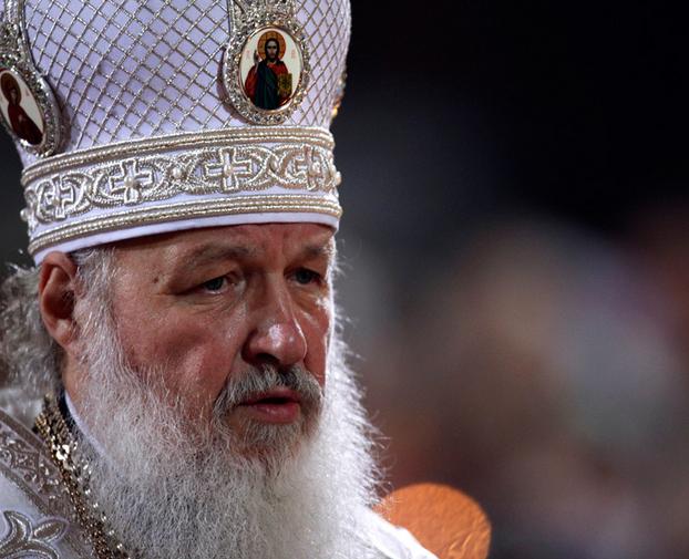 Глава РПЦ осудил Charlie Hebdo за издевательства над верующими