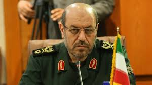 Глава минобороны Ирана Хуссейн Дехкан