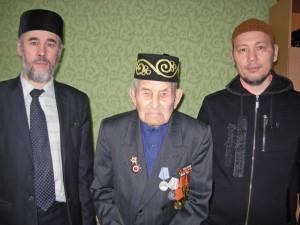 Муфтий, ветераны и возрождение ислама