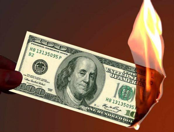 Иран нанес по доллару болезненный удар