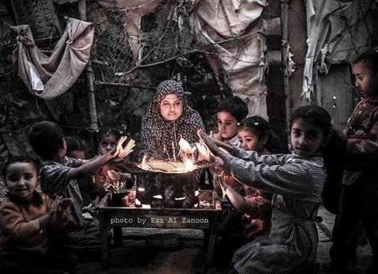 Зима в Газе: как выжить без электричества и крыши над головой?