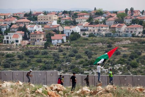 ЕС потребовал от Израиля прекратить оккупацию Палестины