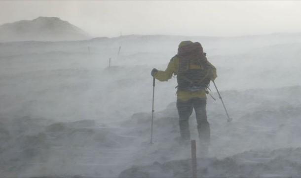 Антарктида - суровый уголок Земли