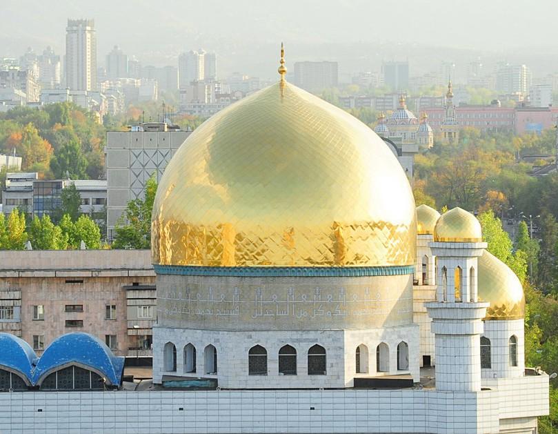 Алматы объявлен столицей исламской культуры