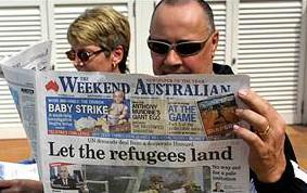 Австралийская газета опубликовала карикатуру на Иисуса Христа и пророка Мухаммада