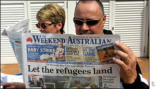 Новая провокация против религии совешена в Австралии