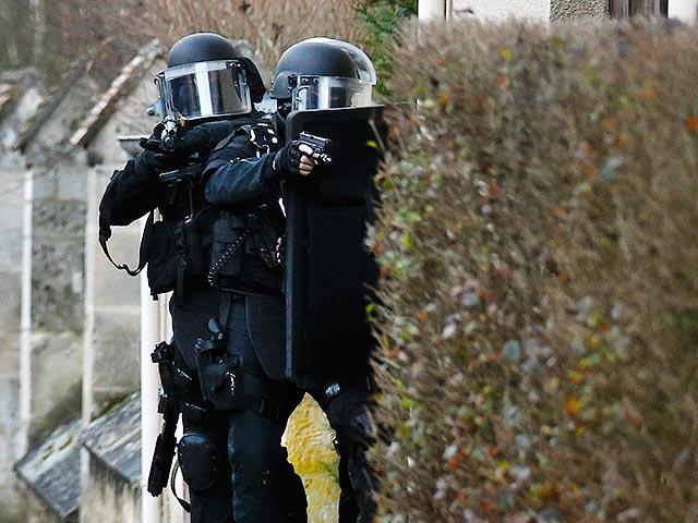 Спецназ убил подозреваемых в нападении на редакцию Charlie Hebdo