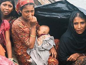 Малайзия отказалась признавать мусульман рохинья беженцами