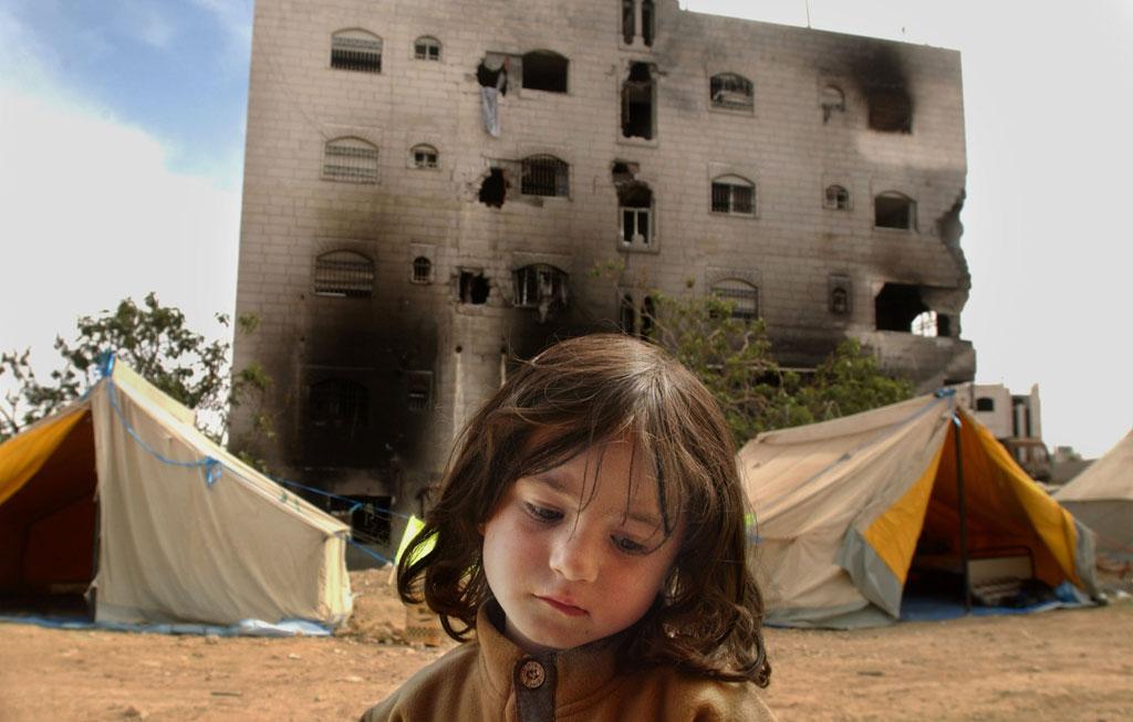 Международное сообщество обеспокоено палестинской проблемой