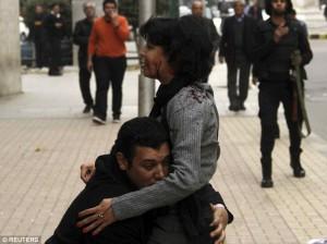 В Египте расстреляли мирную демонстрацию, убита женщина