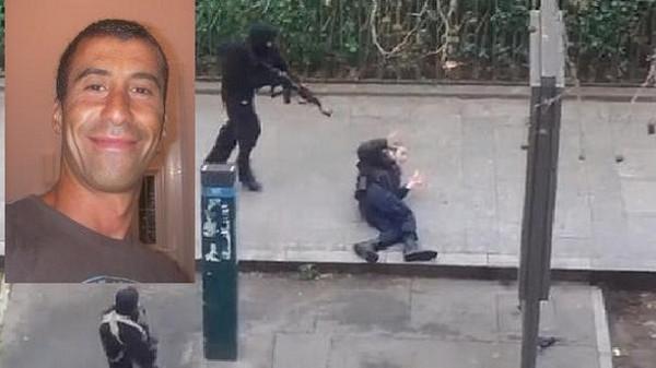 Среди жертв налетчиков в Париже – героический офицер-мусульманин