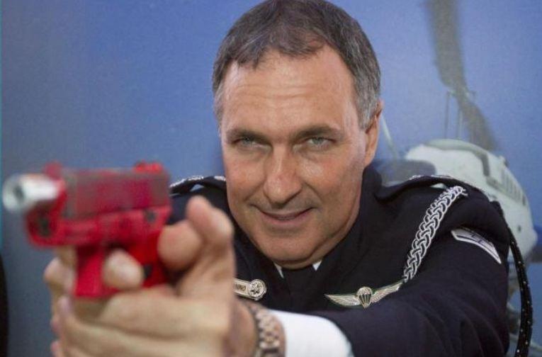 Генеральный инспектор израильской полиции Юхнан Данину