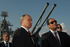 Владимир Путин посетит Египет в феврале – СМИ