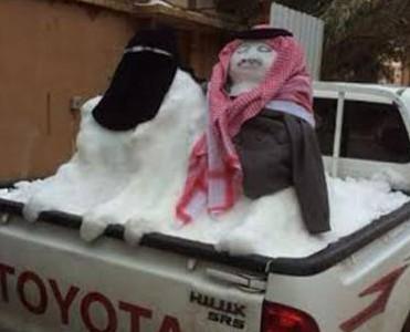 Фетва о снеговиках вызвала резонанс