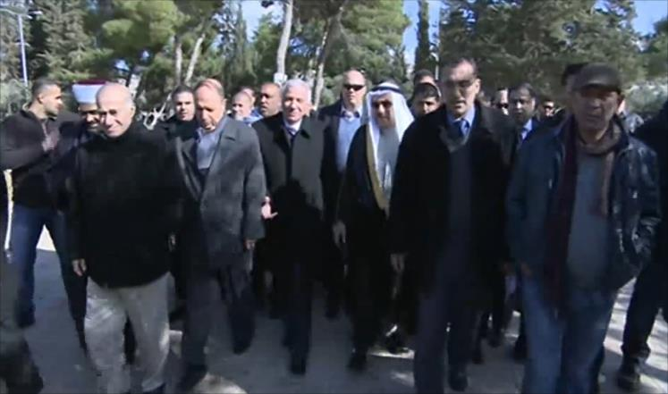 Делегация ОИС в Иерусалиме