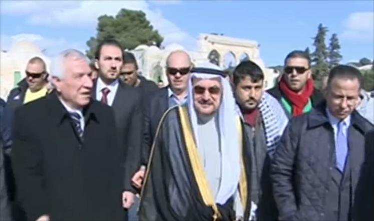 Исламские лидеры раскритиковали главу ОИС за визит в мечеть Аль-Акса