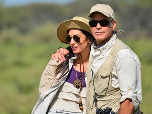 Власти Египта грозятся арестовать жену Джорджа Клуни